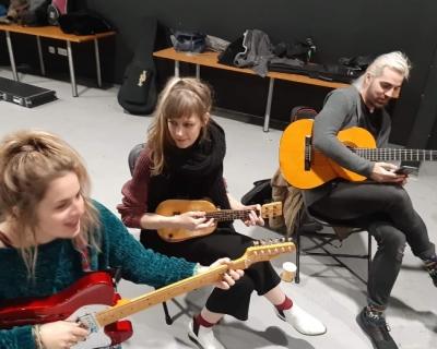 IME - Intro Music Week Valladolid
